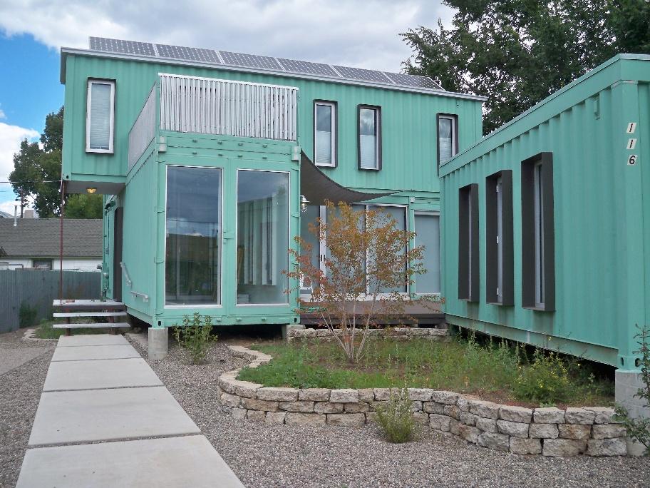 Conoce las 10 casas más hermosas construidas con contenedores