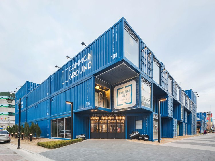 Arquitectura: 9 ideas para transformar un contenedor