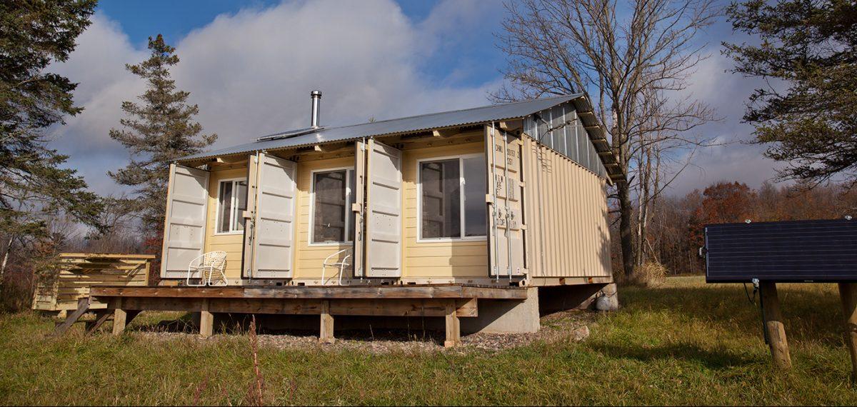 viviendas en contenedores