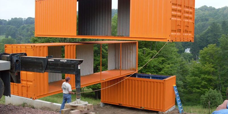 Conoce estos 11 tips para convertir un contenedor en una Casas con contenedores precios