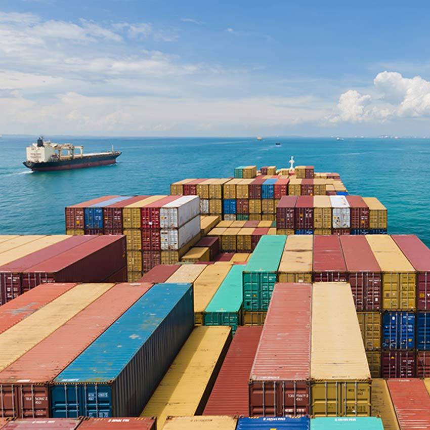 Contenedores: definición e importancia en el transporte marítimo