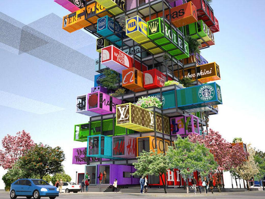 proyectos arquitectura contenedores