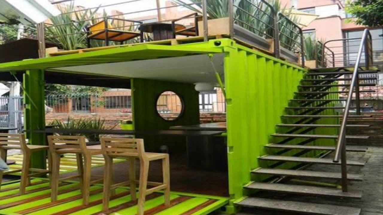 container para restaurantes