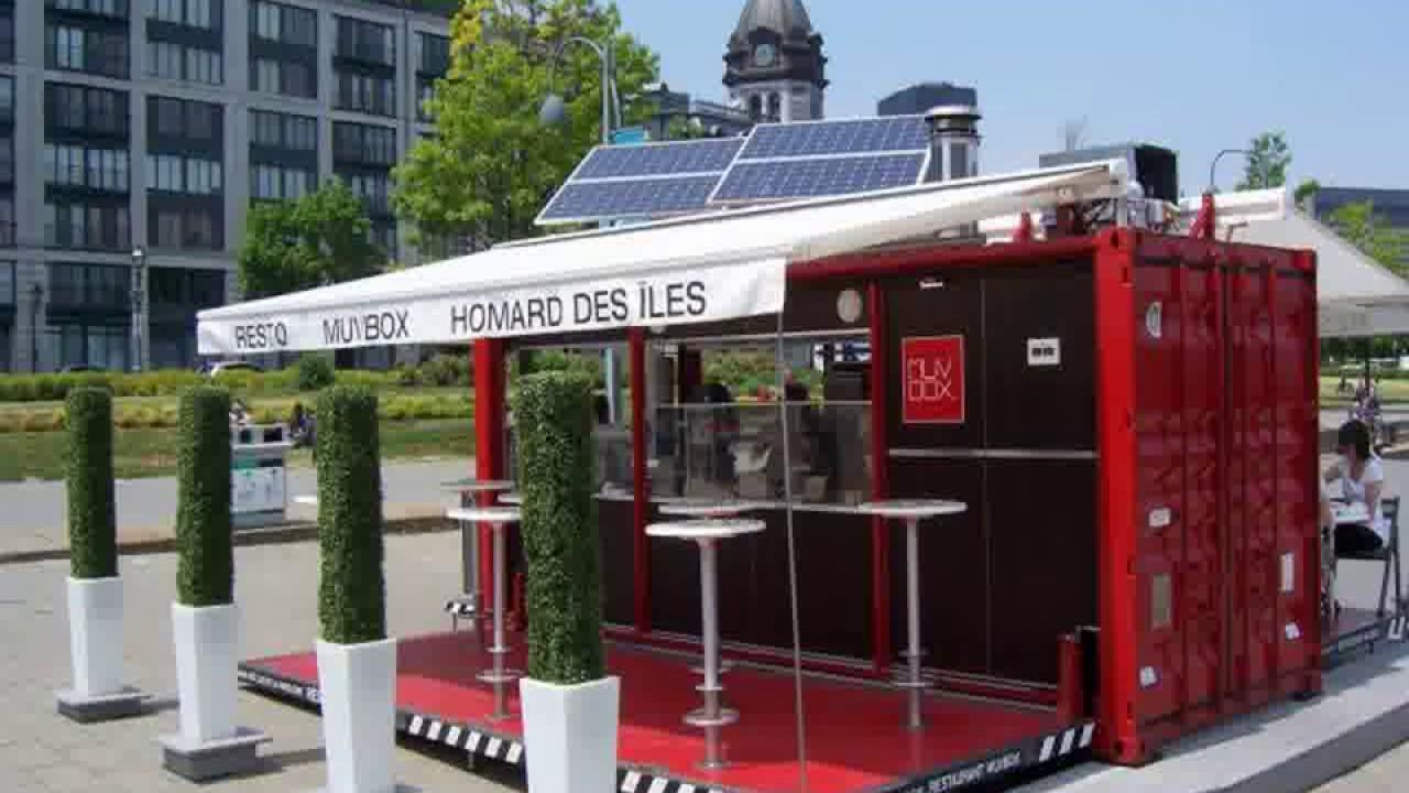 container restaurantes