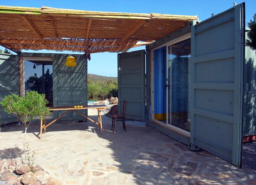 casas prefabricadas con contenedores