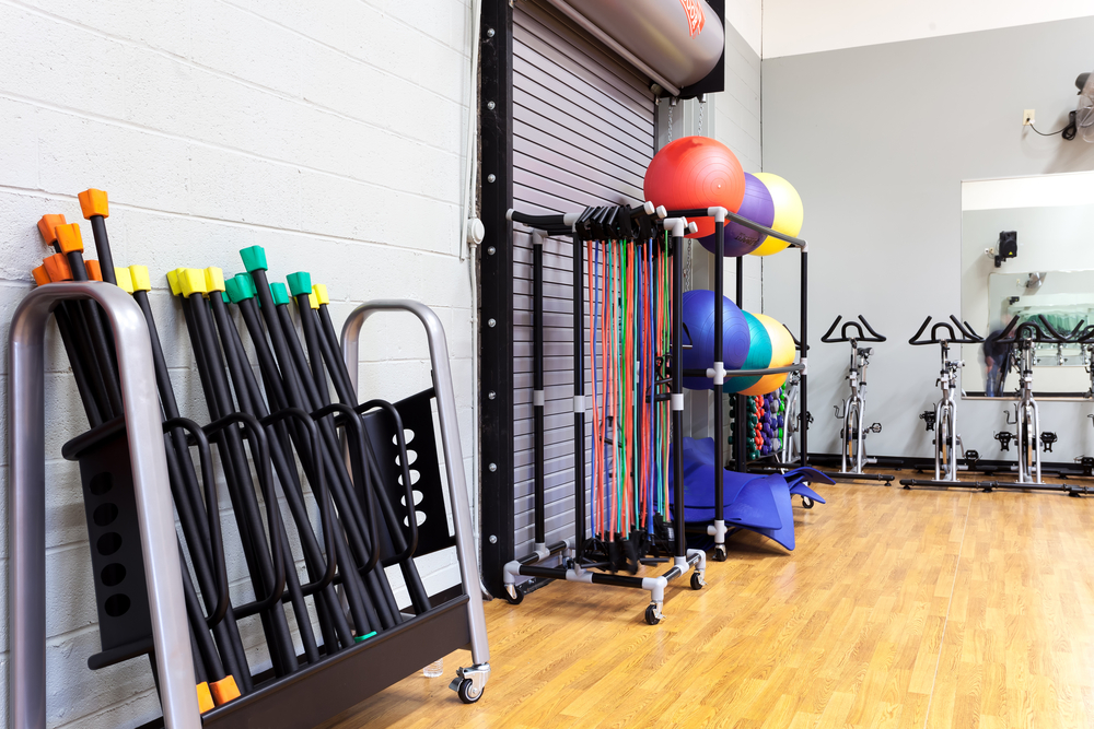 como hacer un gimnasio en casa